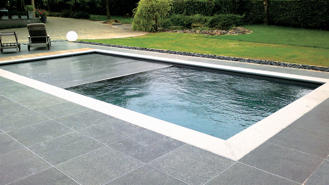 Reflection With Cover Color Graphite Grey Contemporary