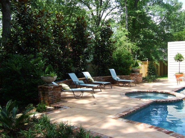 Residence in jackson mississippi for Pool design jackson ms