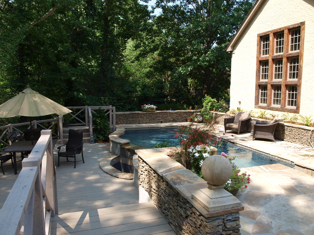 Residence in jackson ms for Pool design jackson ms