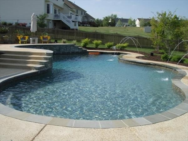 Residential swimming pool designs interiors design - Residential swimming pool designs ...