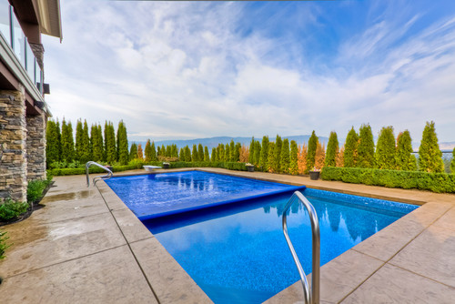1000 images about kelowna swimming pools on pinterest for Pool design kelowna