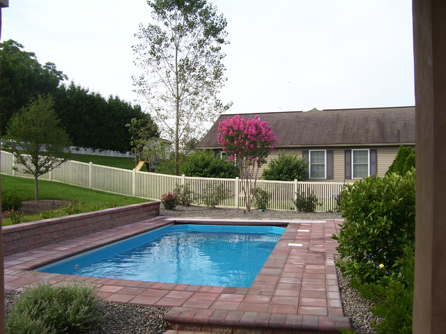 Residential Poolscapes Modern Pool Philadelphia By