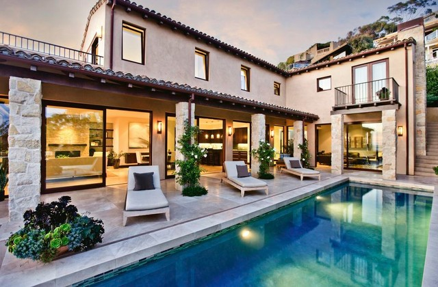 Residential Projects mediterranean-pool