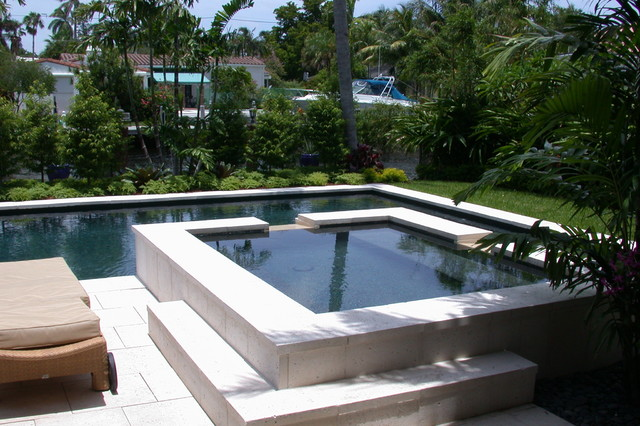 Residential renovation 2 fort lauderdale for Pool design fort lauderdale
