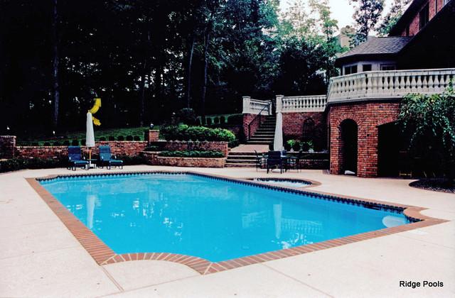 Ridge Pools Idea Book pool