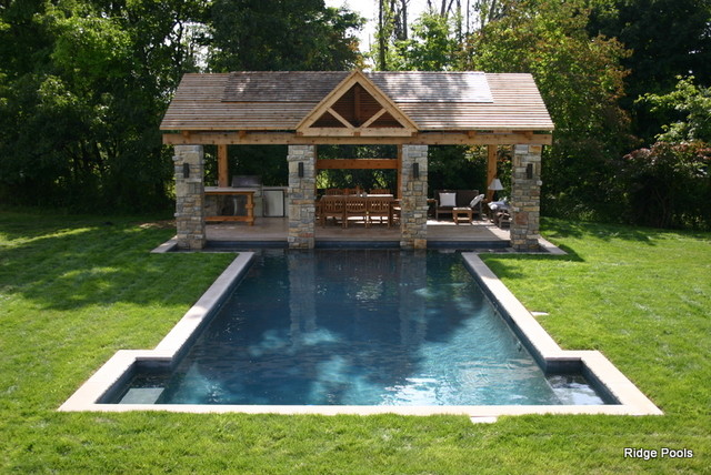 Ridge Pools Idea Book contemporary-pool