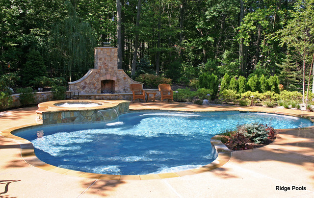 Ridge Pools Idea Book pool