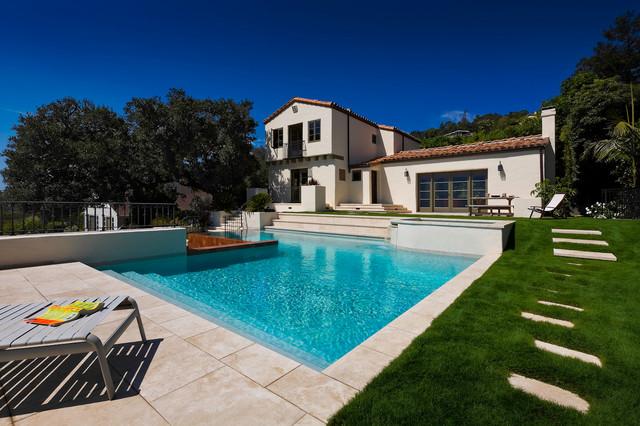 Riviera Residence mediterranean-pool