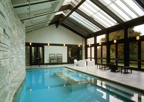 Home Indoor Pool 9 incredible indoor pools that defy winter's wrath (photos) | huffpost