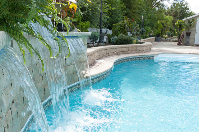 Roosevelt richmond hill for Pool design richmond va
