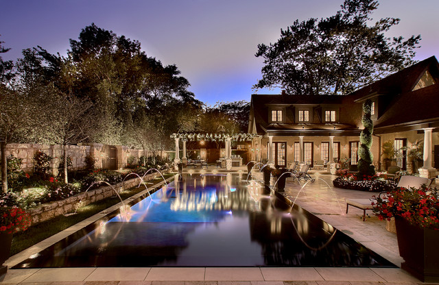 Rosebrook Pools, Inc. traditional-pool
