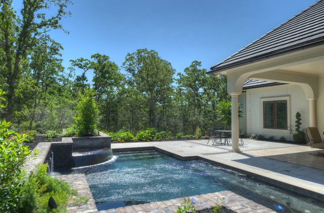 Sago Design Group traditional-pool