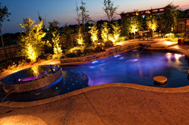 Sam 39 s outdoor living and pool service for Garden pool repairs