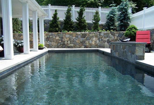 Samarotto Design Group contemporary pool