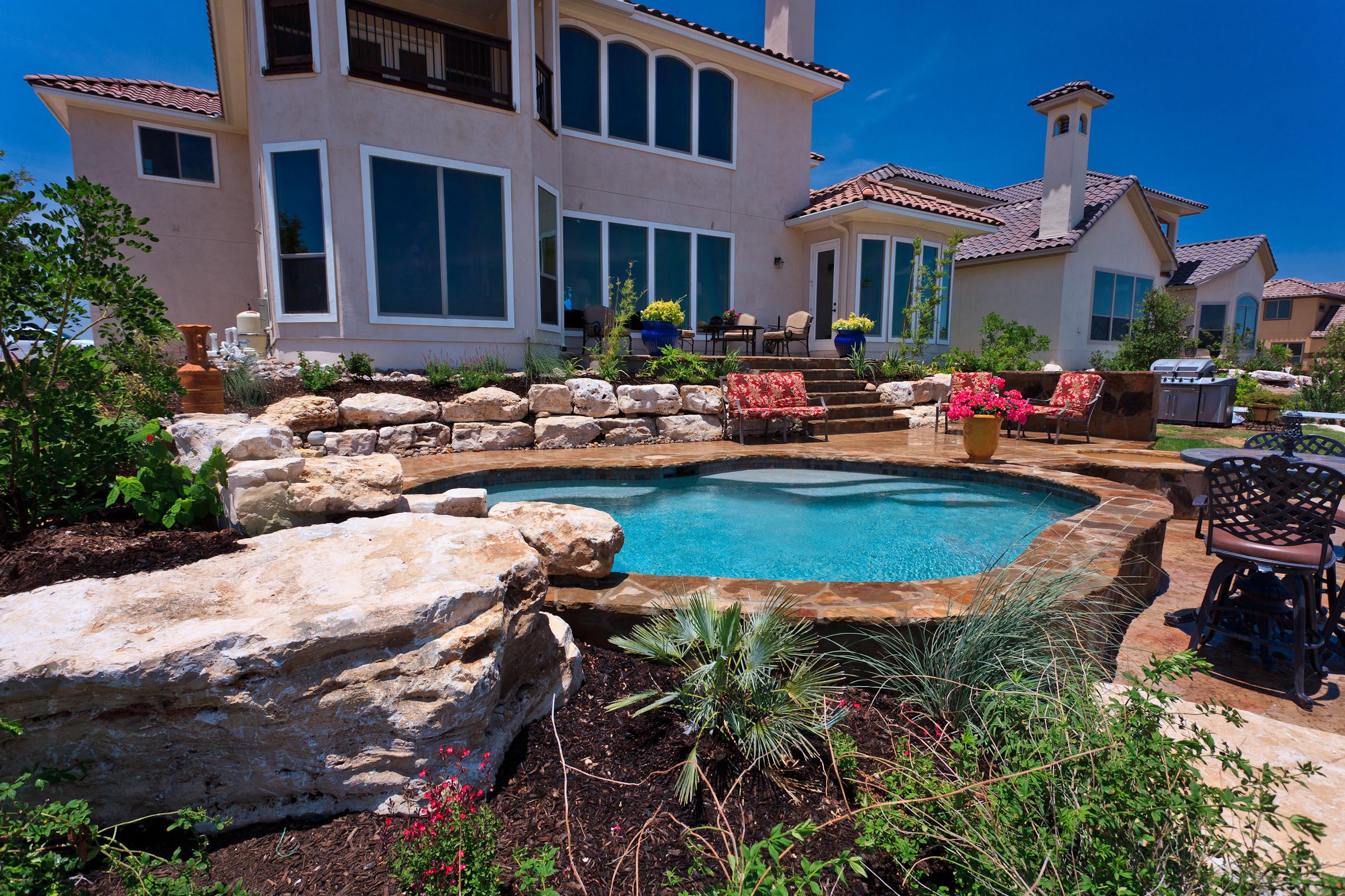 San Antonio Plunge Pool