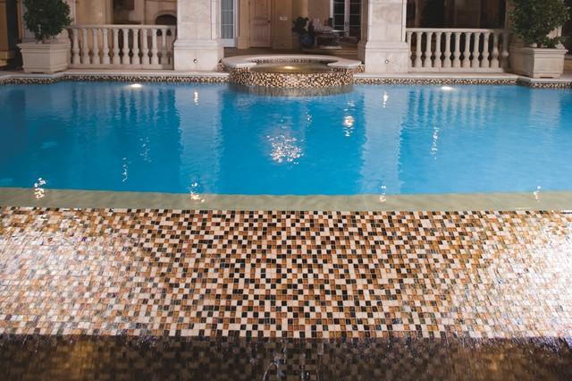 San Marino Pool Pool Other By Oceanside Glasstile