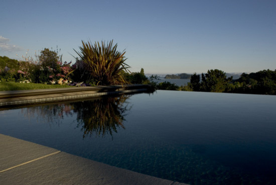 San Rafael Residence traditional-pool