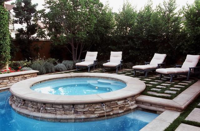 Sanctuary In The City mediterranean-pool