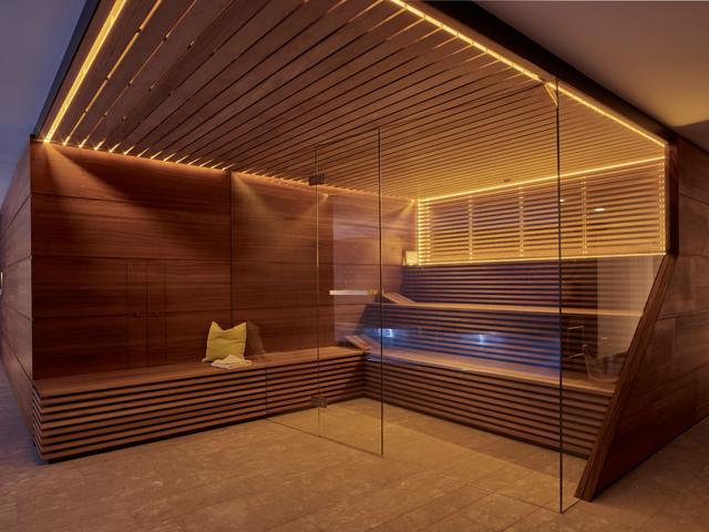 Fabulous Sauna Ideen | Sauna Ideas - Modern - Pools - von corso sauna QY85