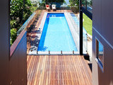 contemporary pool Houzz Tour: At Home With a Stunning View (14 photos)