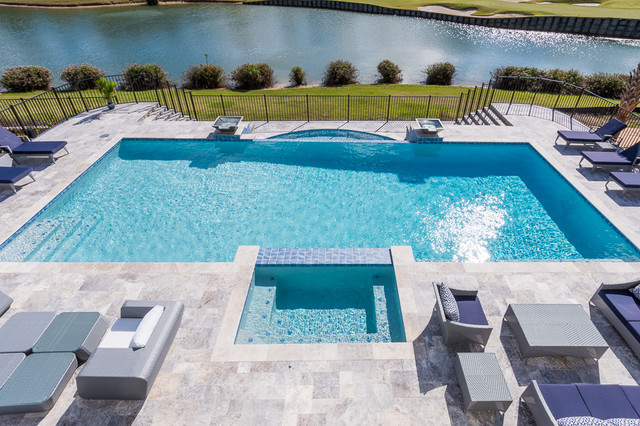 Second floor view-3 Story Modern Vacation Home ...