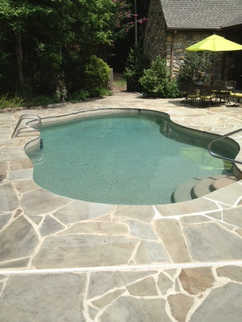 Sensational Sandy Beach Pebble Tec Pool Finish