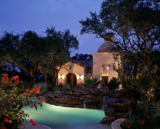 Seven Oaks 2003 mediterranean-pool