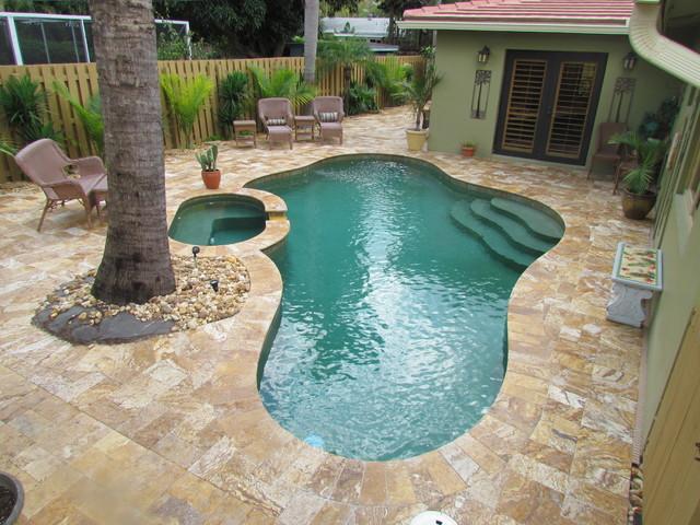 Sgm Swimming Pool Finishes Diamond Brite Photos Tropical Pool Miami By Sgm Inc