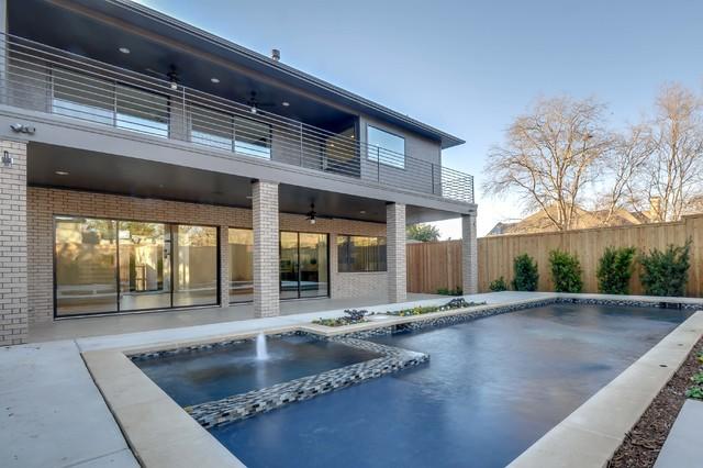 Shamburger project contemporary-pool