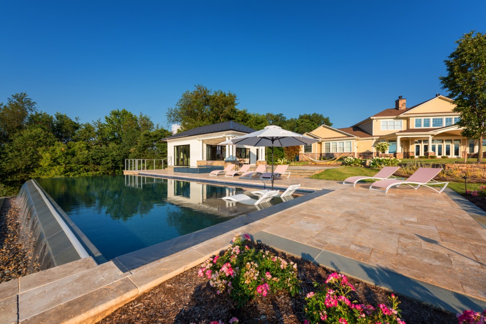 Shenandoah Retreat Woodville, VA by Colao & Peter, Luxury ... on Colao & Peter Luxury Outdoor Living id=60773