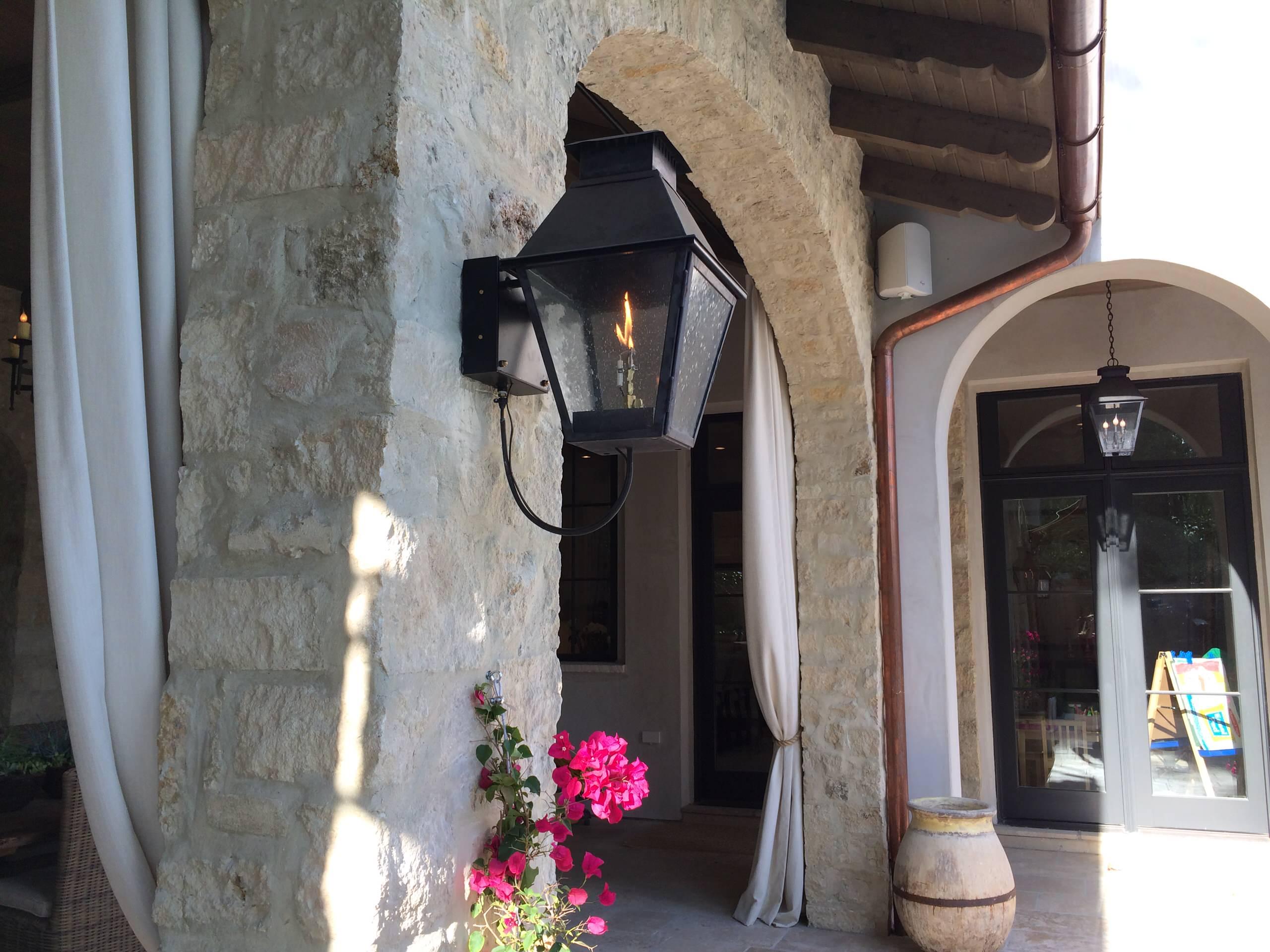 Sheryl's V Style Gas Lantern