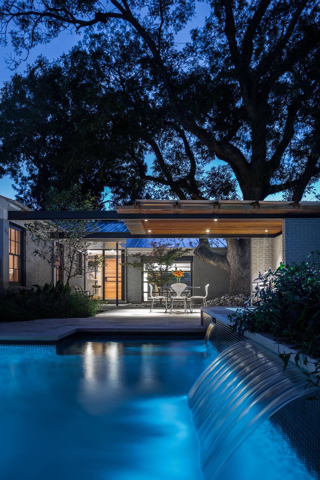 Idee Eclairage Terrasse Piscine Éclairage de terrasse de piscine : photos et idées déco