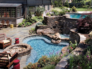 Short Hills Nj - Pool - New York - By Landscape Techniques Inc.