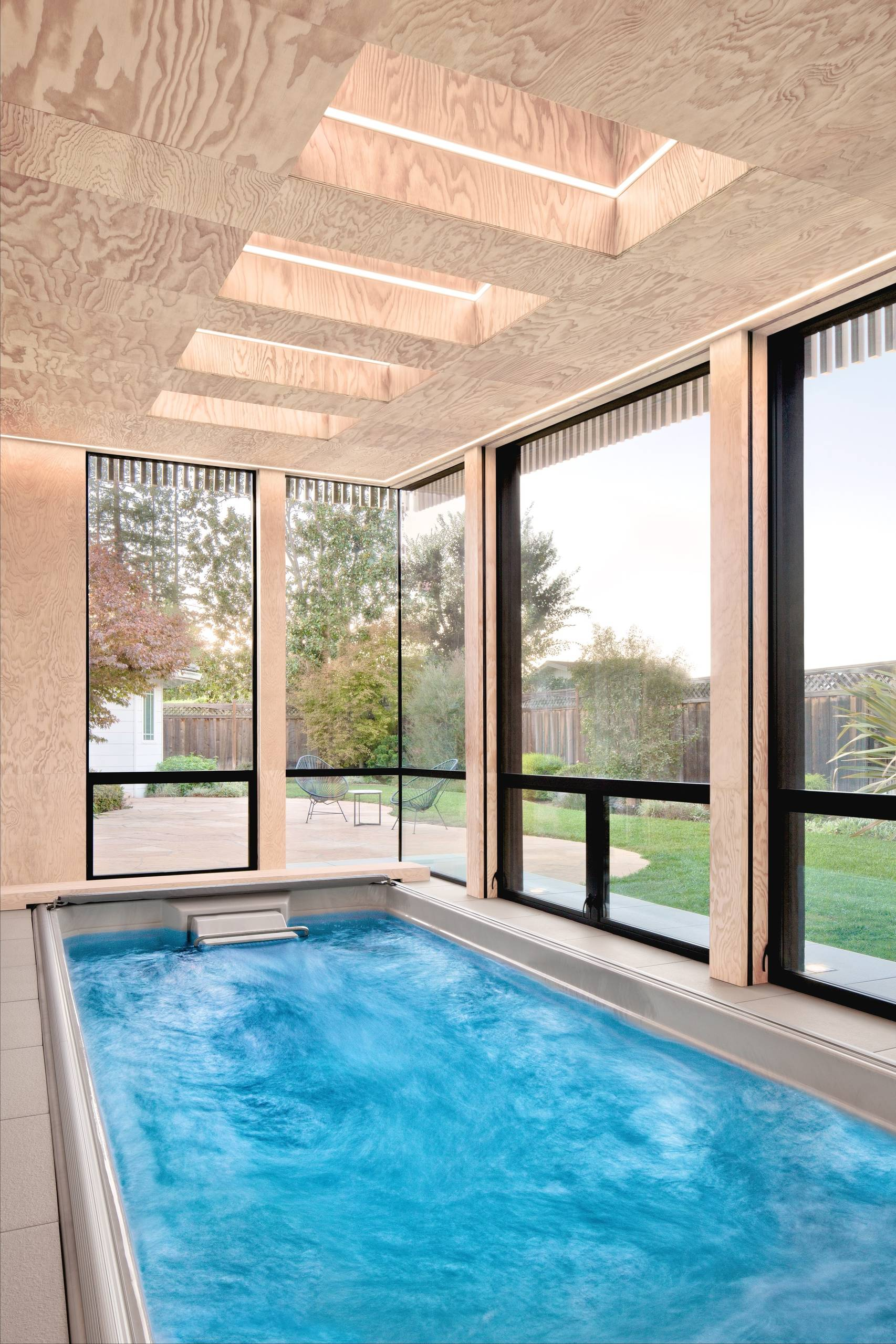 75 Beautiful Small Indoor Pool Pictures Ideas March 2021 Houzz