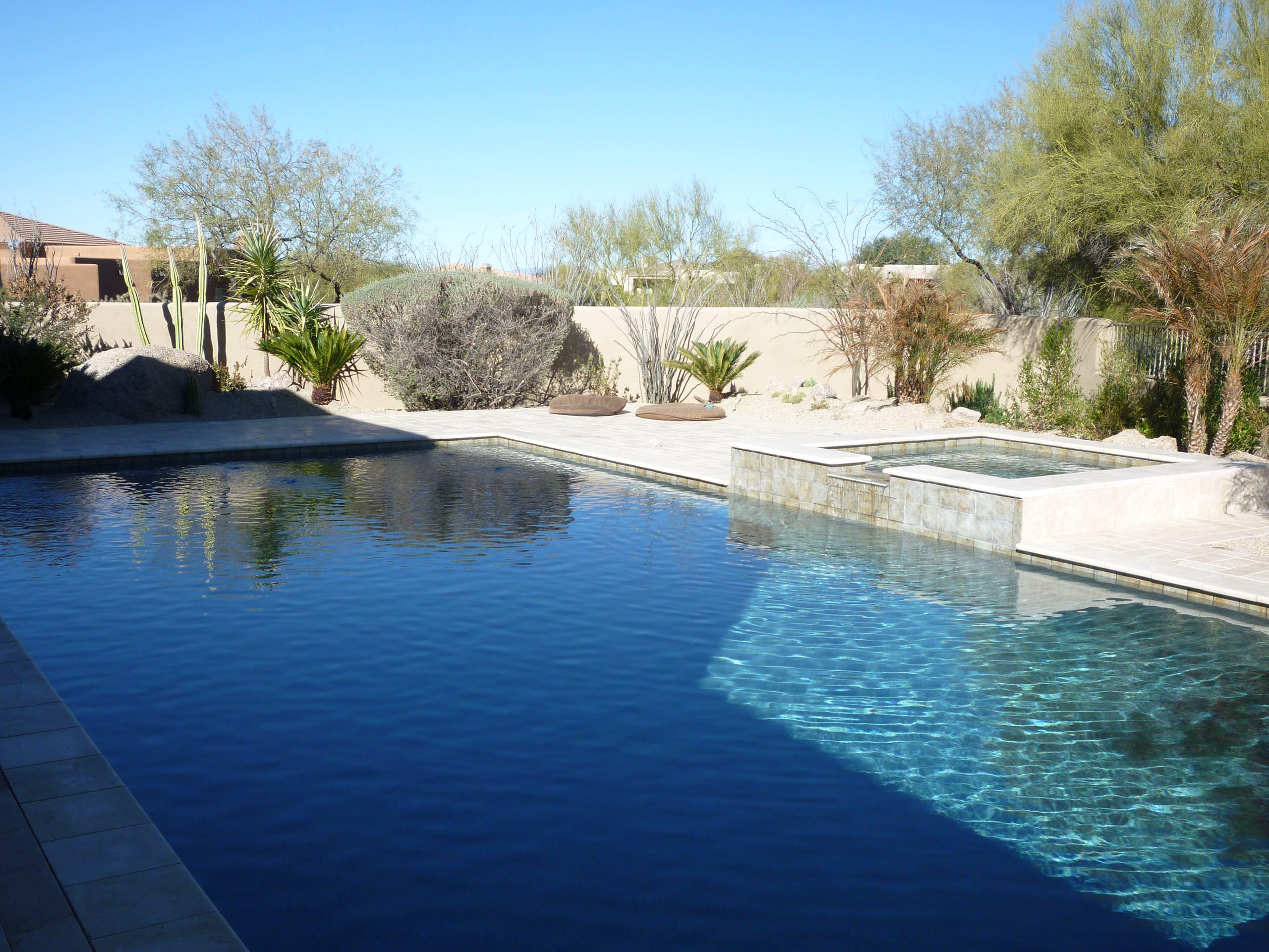Simple Classic Pool