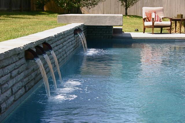 Simply Dennis modern-pool