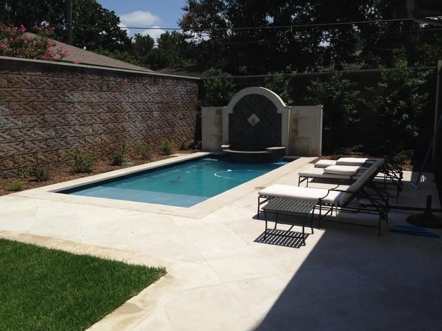 Small Lap Pool Clásico Renovado