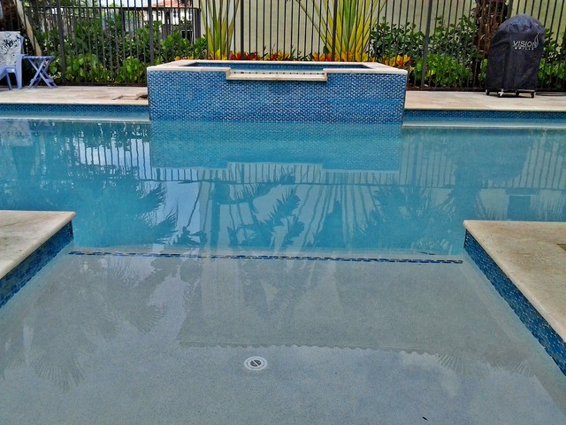 Small Sophisticated Pools - Contemporary - Pool - other metro - by Wet Outdoors Inc.