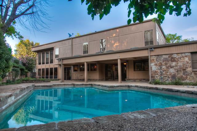 Sold in 2013 - Wyatt Poindexter KW Elite contemporary-pool