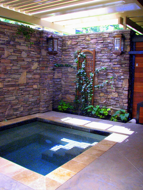 Contemporary Pool Boise Somerset Ridge Residence contemporary-pool