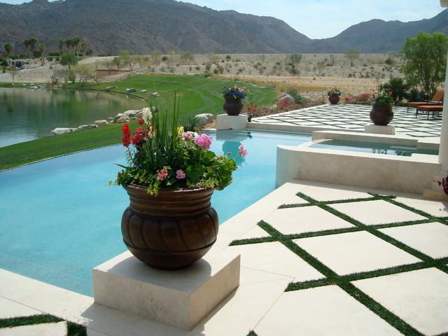 South Palm Desert mediterranean-pool