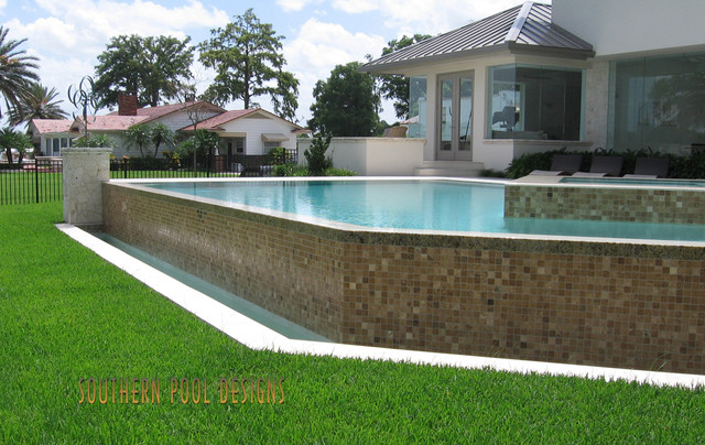 southern pool designs pool and spas contemporary pool