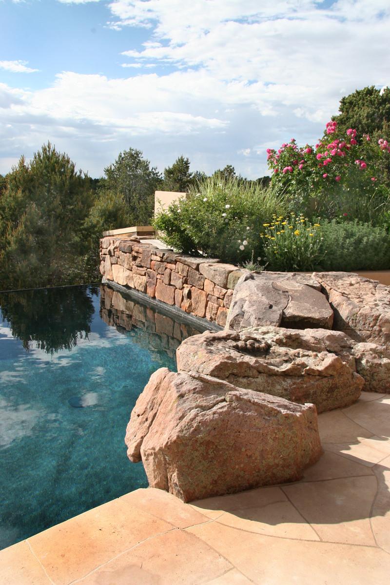 Southwestern Infinity Pool