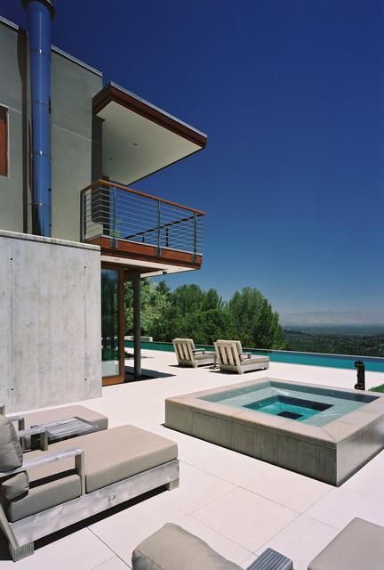Spa and Pool modern-pool