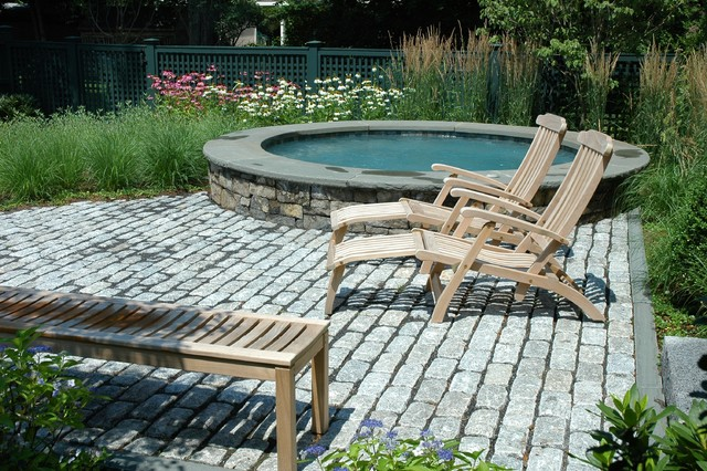 spa garden rustic-pool