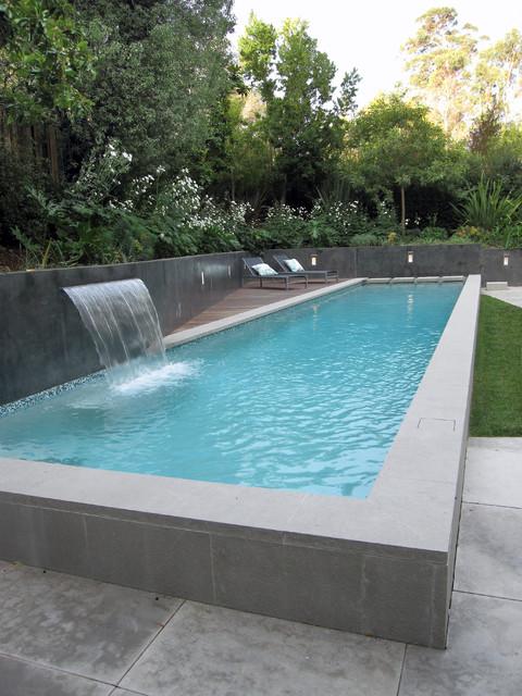 Spa Oasis modern-pool