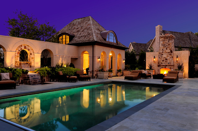 Spring hill mediterranean pool dc metro by mchale for Springhill designs