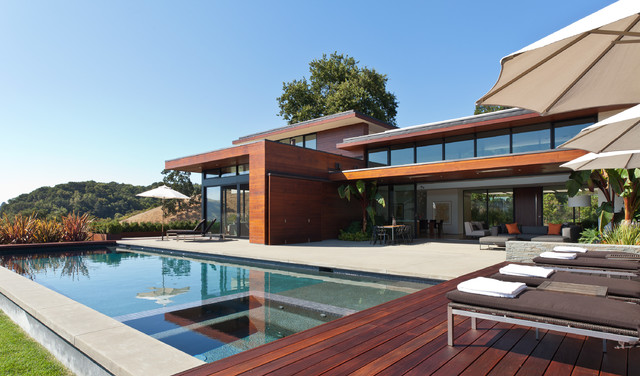 Stein Residence Modern Pool San Francisco By Swatt