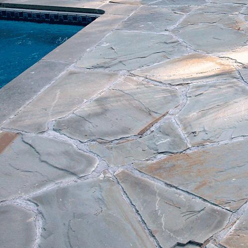 Stone traditional-pool