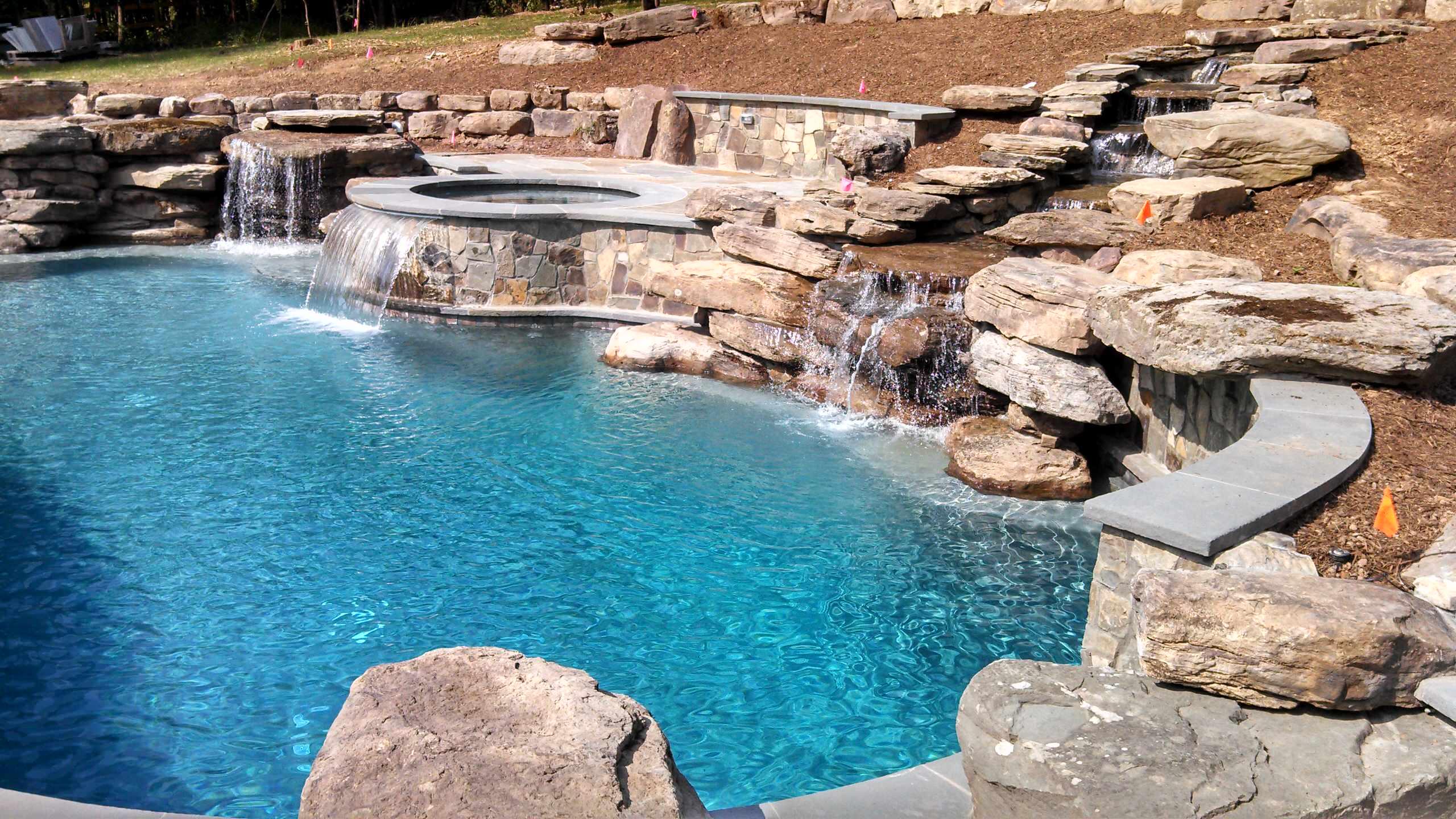 Stone Terrace Falls
